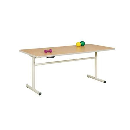 "Group Therapy 66"" Table - Electric Height Adjust"