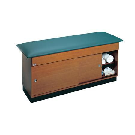Quality Line Treatment Table With Cabinet