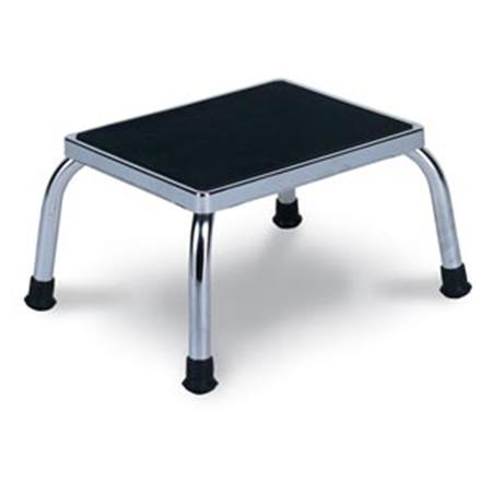 Winco Chrome Steel Footstool