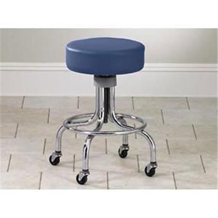 Extra Tall Chrome Stool