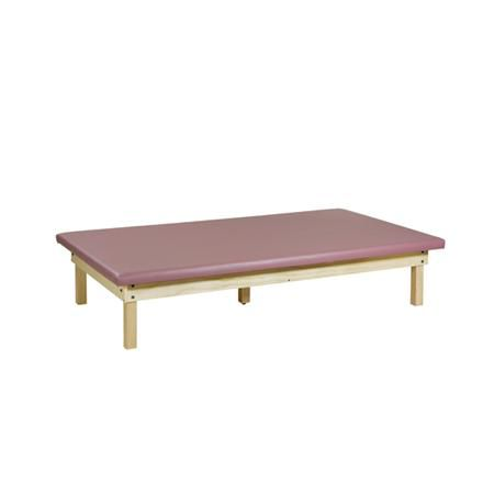 Clinton Wood Mat Platform