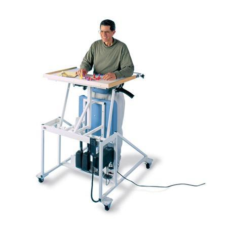 Electric Lift Stand-In Table