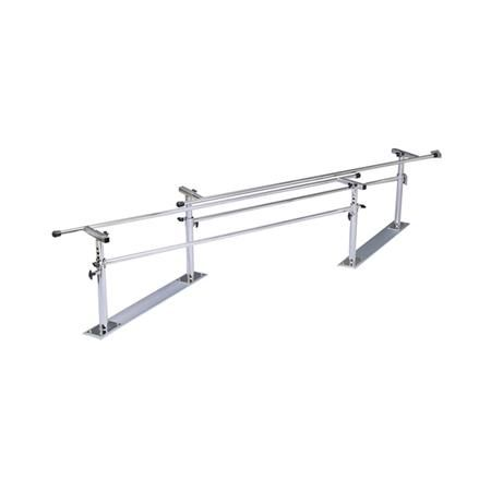 Folding Steel Parallel Bars