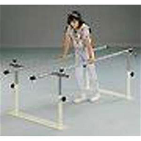 Pediatric Adjustable Folding Parallel Bars -7""