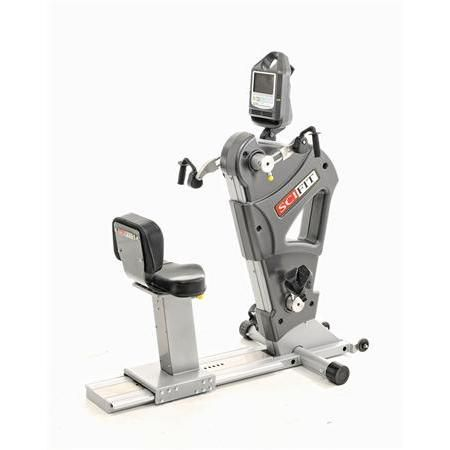 Scifit Pro Sport Total Body: Adj Up Crnks Fixd Low