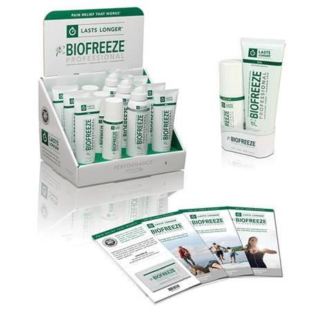 Biofreeze Professional Retailing Kit