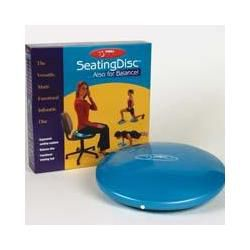 "Fitball 15"" Seating Disc, Irridescent Blue"