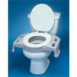 Elevated Transfer Toilet Seat