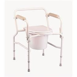 Invacare Drop-Arm Commode