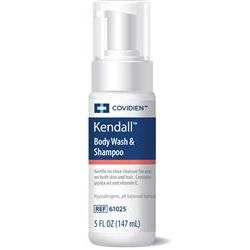 Kendall No Rinse Body Wash & Shampoo