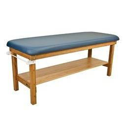 Oakworks Powerline Treatment Table with Shelf