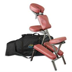 NRG Grasshopper Massage Chair Package Special with Cradle Covers