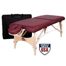 Oakworks® 'One' Massage Table Package