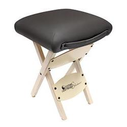 Custom Craftworks™ Solutions Wooden Folding Stool