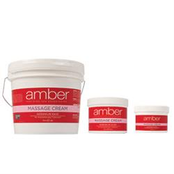 Amber Geranium Sage Massage Cream