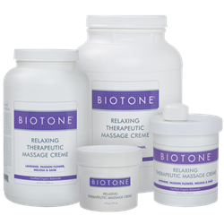 BIOTONE® Relaxing Therapeutic Massage Crème