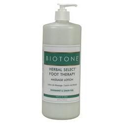 BIOTONE® Herbal Select® Foot Lotion 32 oz With Pump