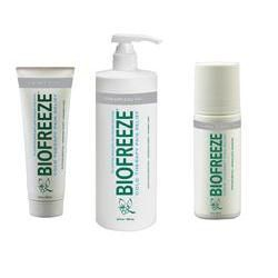 Biofreeze® Colorless Formula