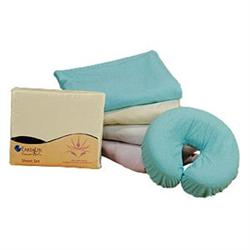 Massage Sheet Samadhi-Pro Fitted, Blue