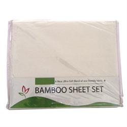 100% Bamboo Massage Sheet Set
