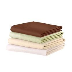 NRG Deluxe Flannel Fitted Massage Sheet Singles