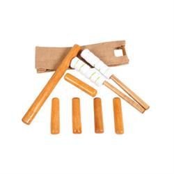 Chair Bamboo Stick Set