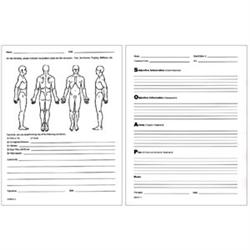 Soap Notes Client Visit Form Pack Of 100