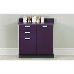 "36"" Base Cabinet W/2 Doors & 2 Drawers"