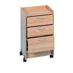 Hausmann Green Line 3 Drawer Cabinet