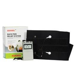 Current Solutions Bakwel TENS Unit with Low Back Belt