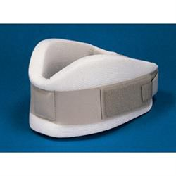 Cervical Collar With Vinyl Strap