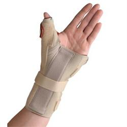 Wrist/Hand Brace With Thumb Splint