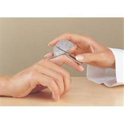Short Metal Finger Goniometer