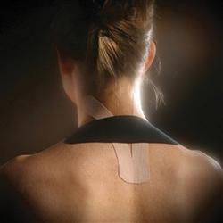 Kinesio Tex Precut - Neck Application