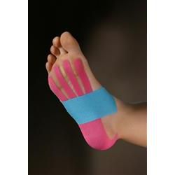 Kinesio Tex Precut - Foot Application