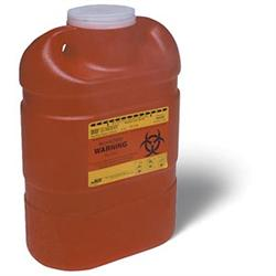 Sharps Needle Disposal System, 6.9 Qt