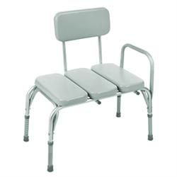 Invacare Transfer Bench - Padded Vinyl