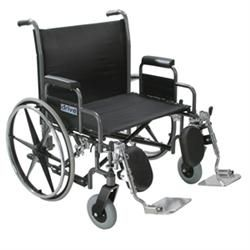 Drive Sentra Heavy Duty Extra-Wide Wheelchair
