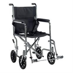Drive Deluxe Go-Kart Steel Transport Chair