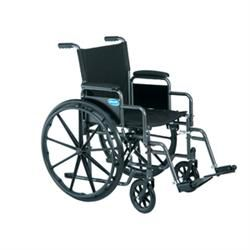 "Invacare Veranda 18""X16"" Wheelchair"