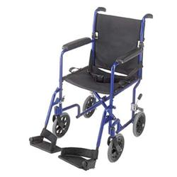 Ultra Light Weight Aluminum Transport Chair