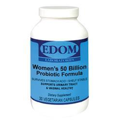 Edom Laboratories Women's 50 Billion Probiotic