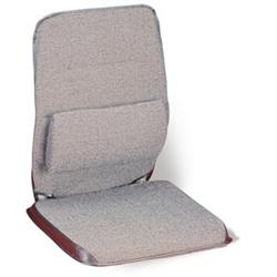 Sacro-Ease® Model BRSC Backrest, Gray