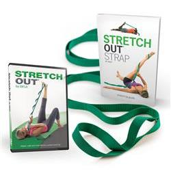Stretch Out Strap With Dvd Package