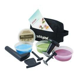 Puttycise Theraputty Set Medium, 5 Tools, 6 Oz (4)