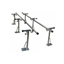 Adjustable Height & Width Bariatric Parallel Bars