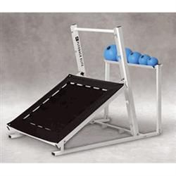 Plyoback Elite Plus Package I, Ball Rack & Balls