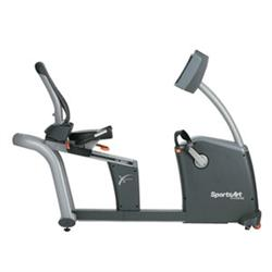 Sports Art Recumbent Cycle C580r