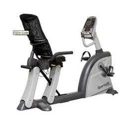 Sports Art Recumbent Cycle C521R