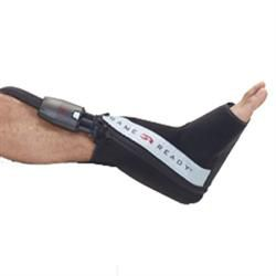 Game Ready Assembled Ankle Wrap - Large, Sizes 11 & Under